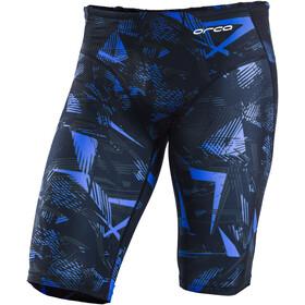 ORCA Core Jammers Men, zwart/blauw